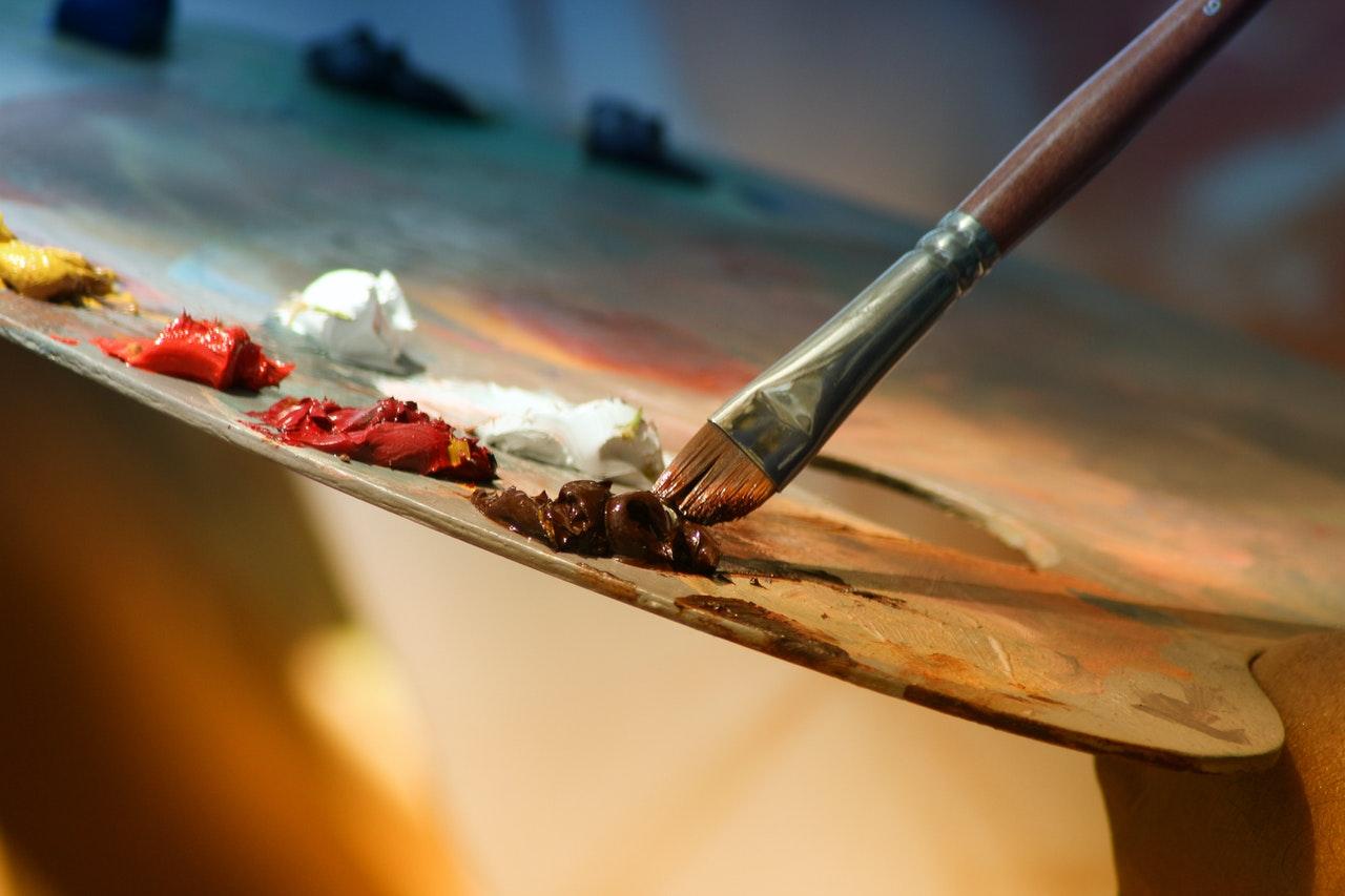ręcznie malowane obrazy